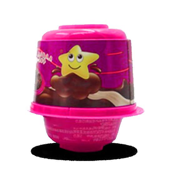 """Шоколадный десерт """"Happy Surprise"""" с сюрпризом для девочек"""