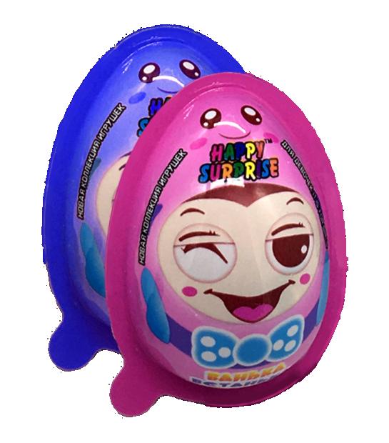 Яйцо Ванька-Встанька – для мальчиков и девочек (микс)